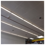 Our Work - Hertfordshire School LED Replacement Lighting Project