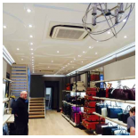 Our Work - Retail Unit Mayfair