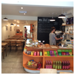 Our Work - Well Street Cafe Hackney London